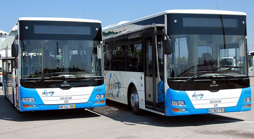 Bus transfers Faro Airport