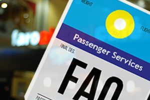Passenger services at Faro Airport