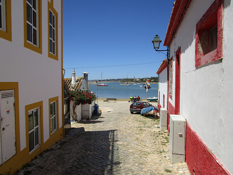 Alvor on the Algarve