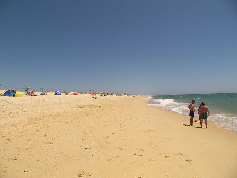 Beaches in Faro