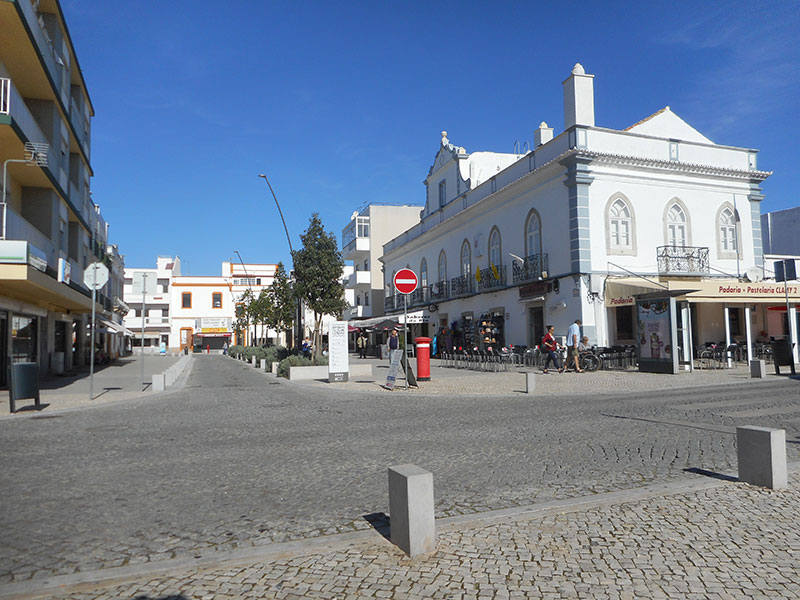 Olhao town Portugal guide