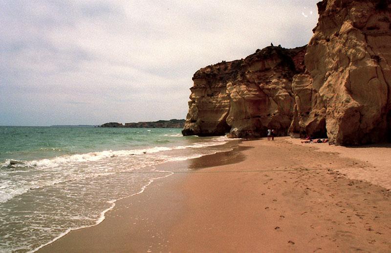 Portimao beach