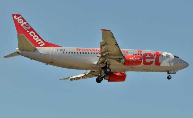 Jet2 increase capacity at Faro Airport