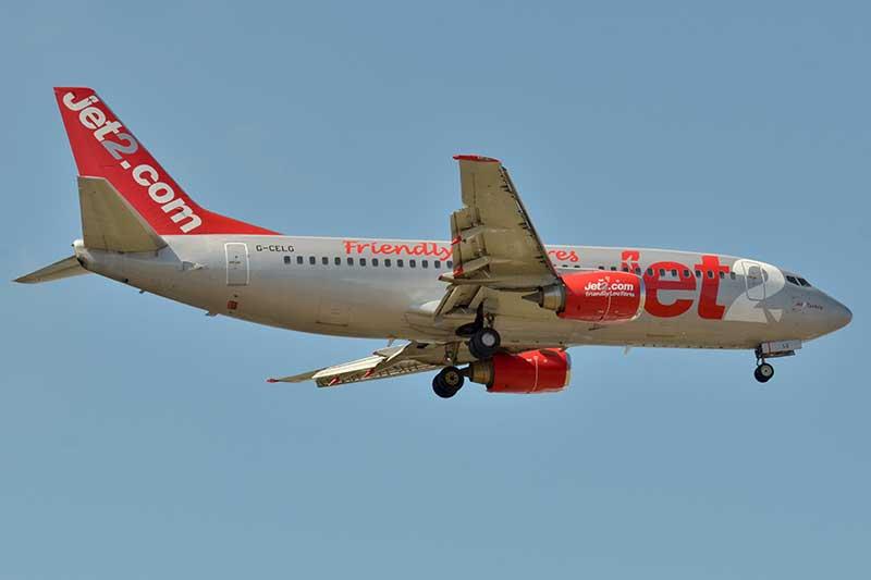 Jet 2 plane