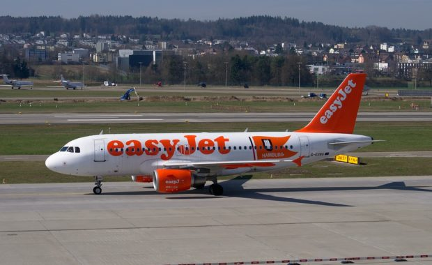 Easyjet inaugurates new route Faro – Milan