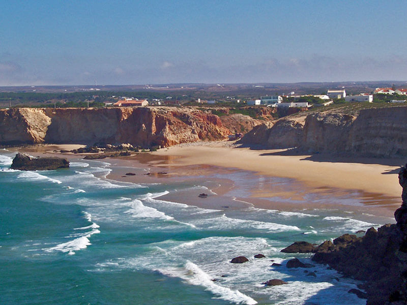 Praia do Tonel, Sagres Beach