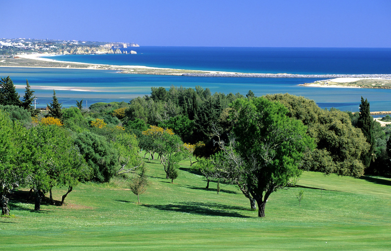 17th hole at Palmares Golf in Lagos
