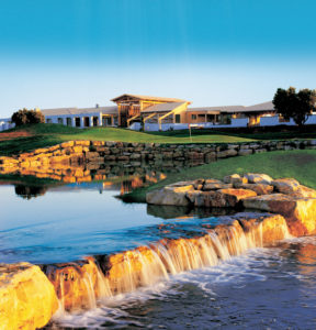 Victoria golf course in Vilamoura