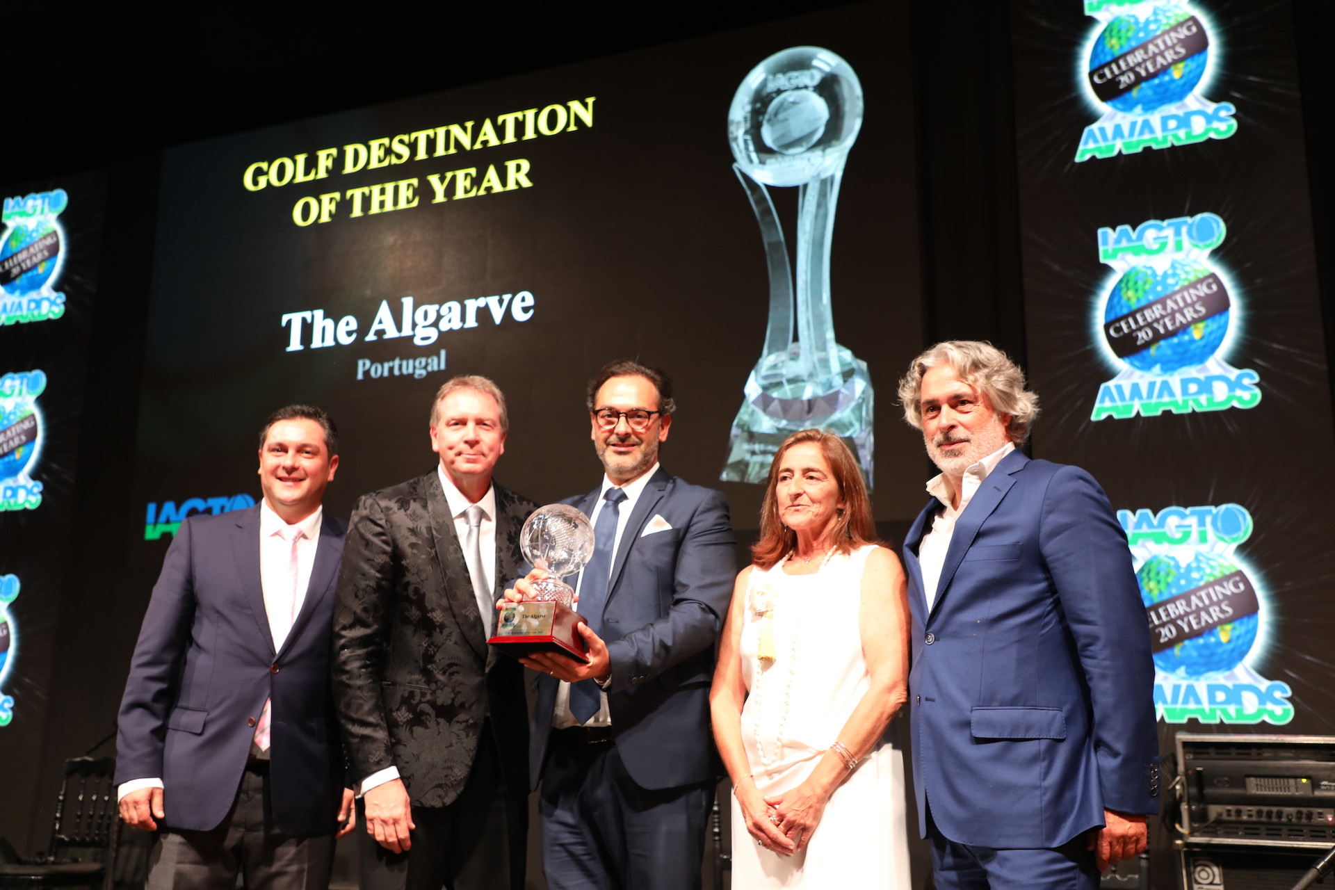 IAGTO Golf Destination of the Year Award