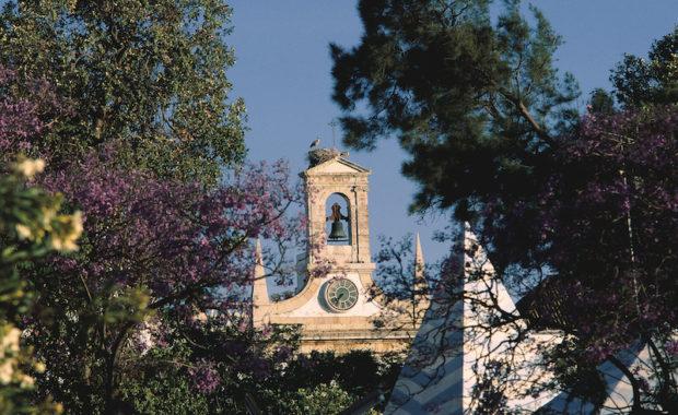 Churches in the Algarve