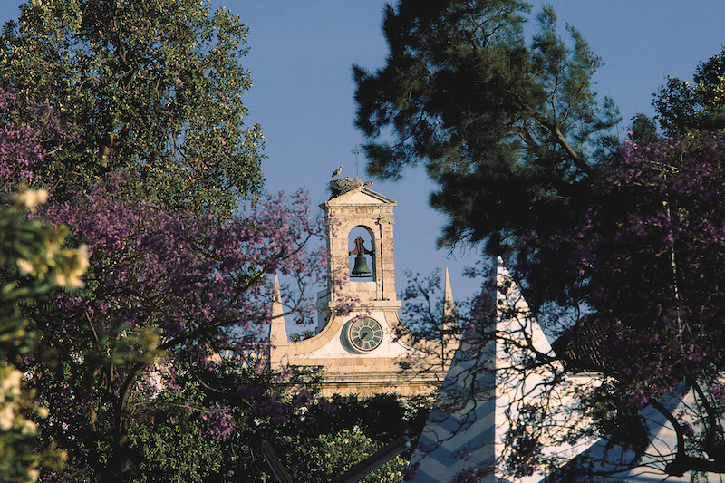 Churches in the Algarve
