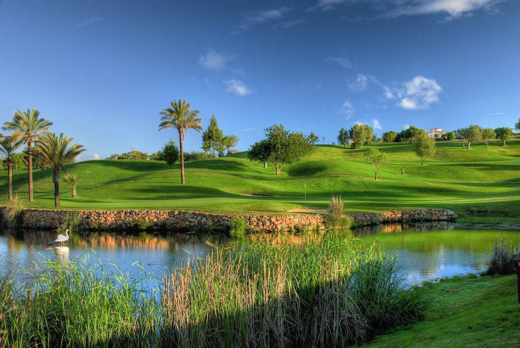 Gramacho course at Pestana Golf Resort