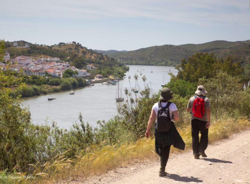 Hiking in the Algarve