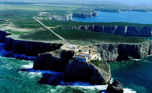 Cabo Sao Vicente in the Algarve