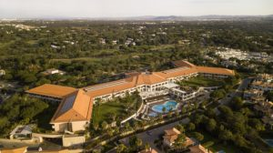 Exterior view of Wyndham Grand Algarve