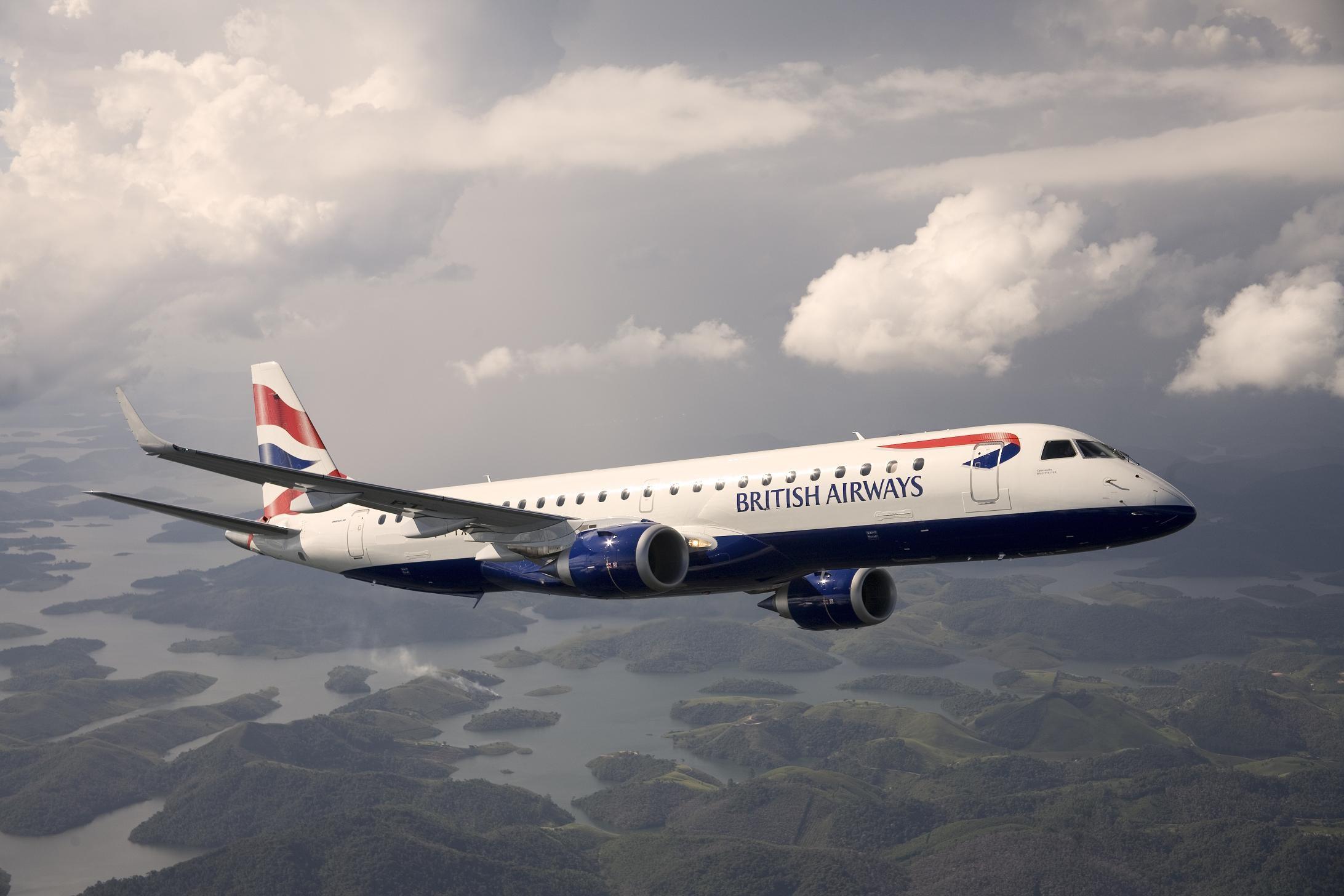 BA CityFlyer Embraer