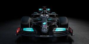 Mercedes-AMG F1 racer